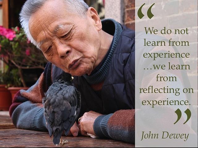 john dewey experience and education pdf