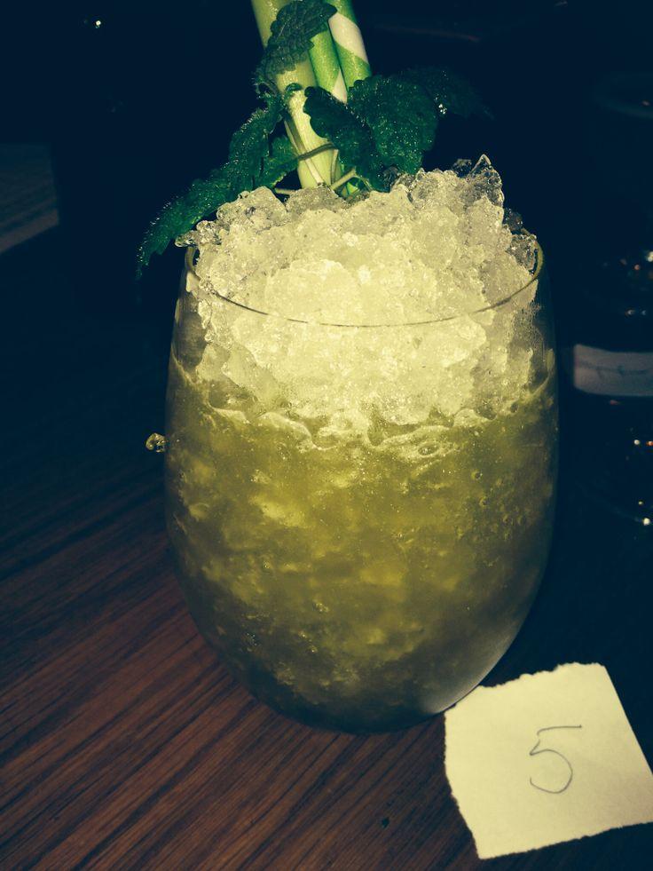 En av årets Cocktails