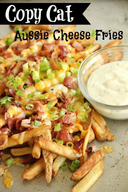 Copycat Outback Aussie Cheese Fries - Just like Outback Steakhouse