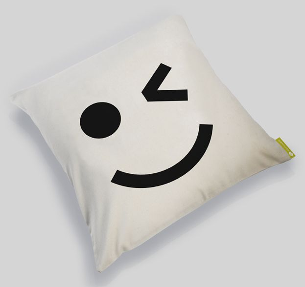 Anita the fascinating by Recover #pillow