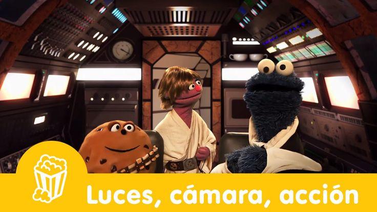 Plaza Sésamo: La galleta de las galaxias