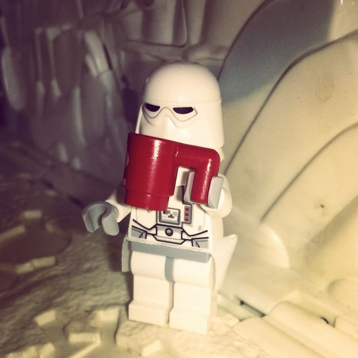 It's too cold in Hoth.
