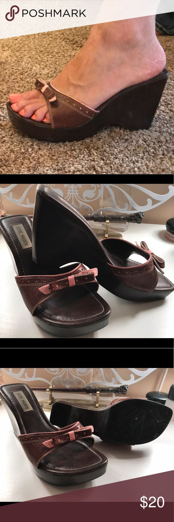 Steve Madden wedges Steve Madden wedges Steve Madden Shoes Wedges
