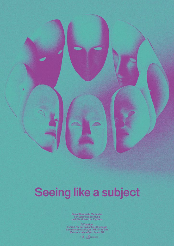 Timo Lenzen – Seeing like a subject