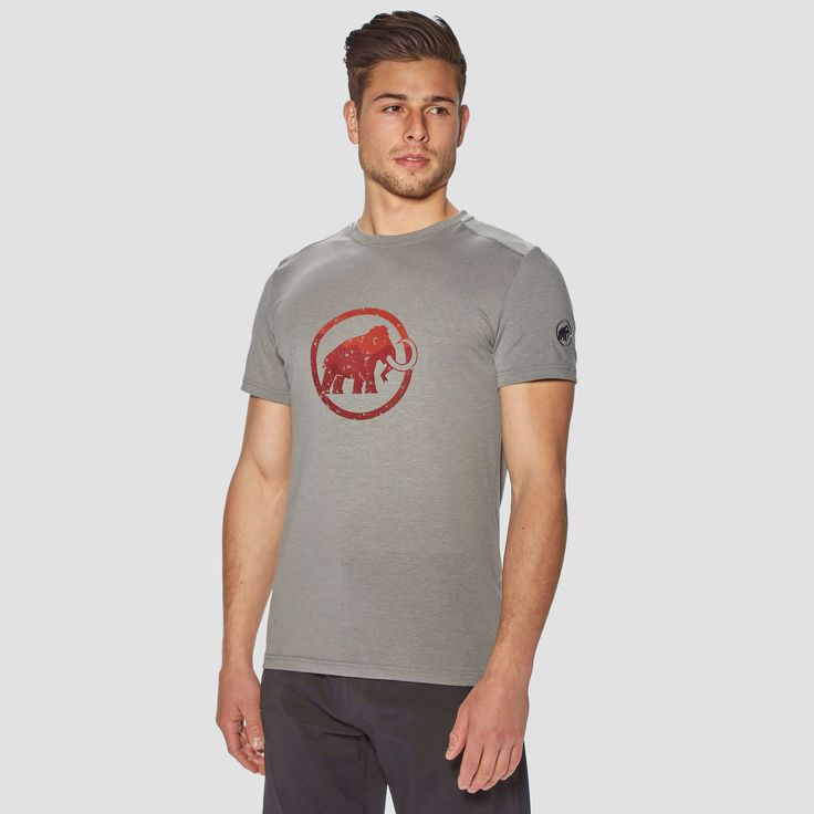 Mammut Logo Men's T-shirt - find out more on our site. Find the widest range of sports equipment from top brands.