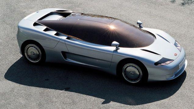 1990 Bugatti ID90 (ItalDesign 1990) Concept by ItalDesign