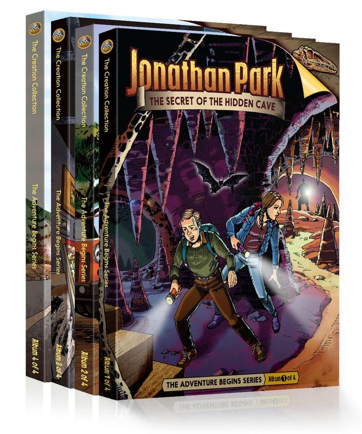 The Adventure Begins Series Pack - 4-Disc Series Pack