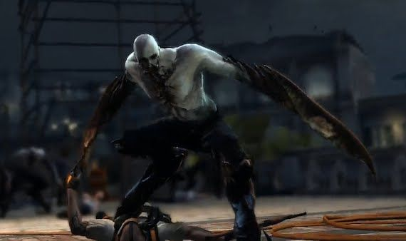 Here are some screen shots of creatures I designed for Infamous 2. Can't wait till I can post the concept art! This was a great show and I got to work with ...
