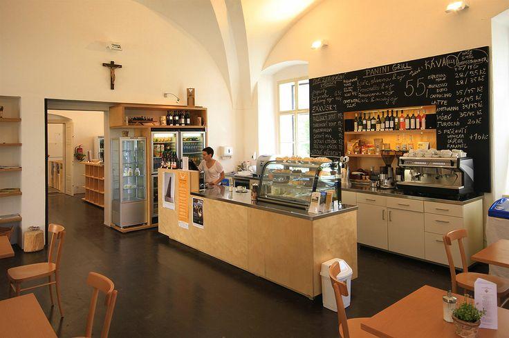 Broumov - Café Dientzenhofer
