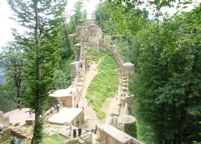 Roodkhan Castle_gilan