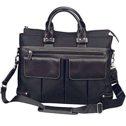 BELLINO The Euro Ladies Tote Black >>> You can find out more details at the link of the image.