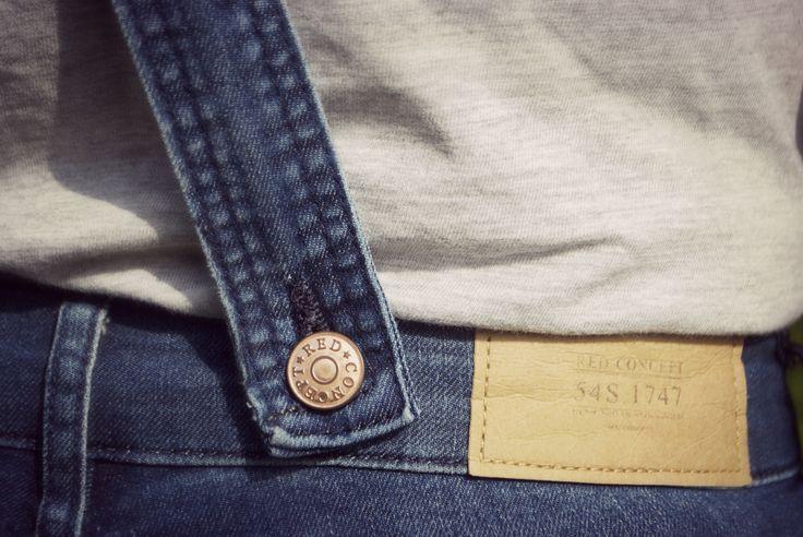 Dungarees: H&M T-shirt: H&M
