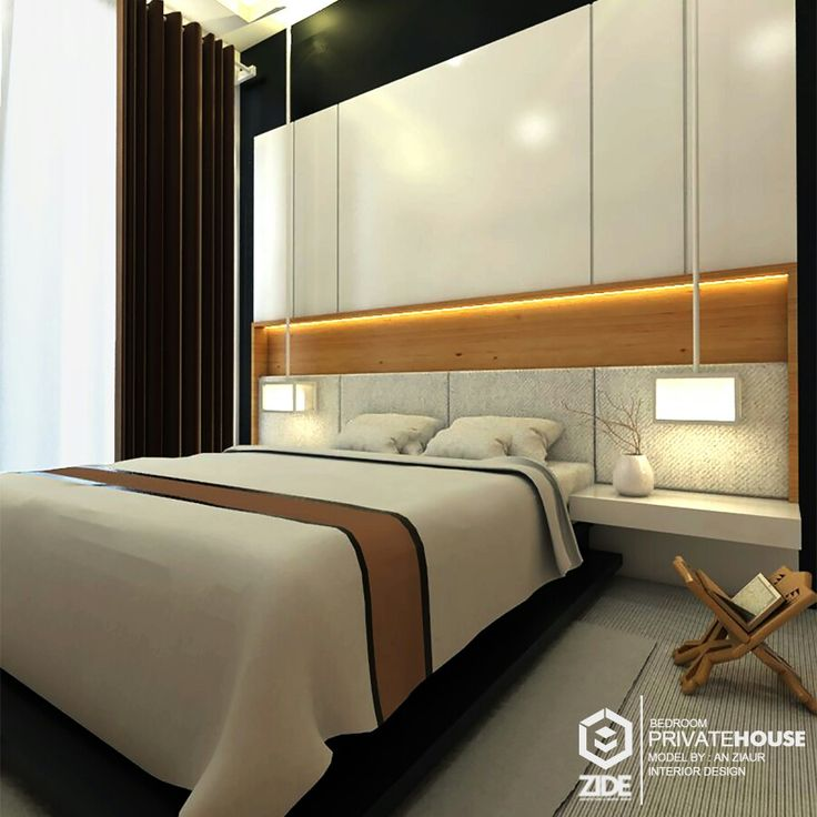 Master Bedroom, Interior Project In Makassar, South Sulawesi, Indonesia