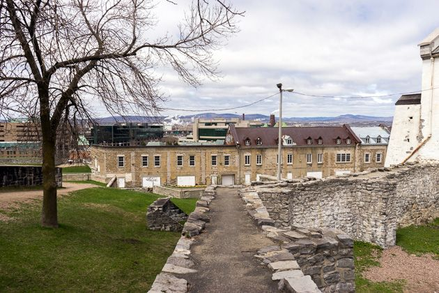 Quebec portes fortifications | Quebec City: The Fortifications and Citadel | For 91 Days in Montreal ...