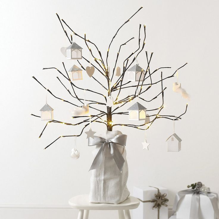 Porcelain Bird Decoration   The White Company #whitechristmaswishlist