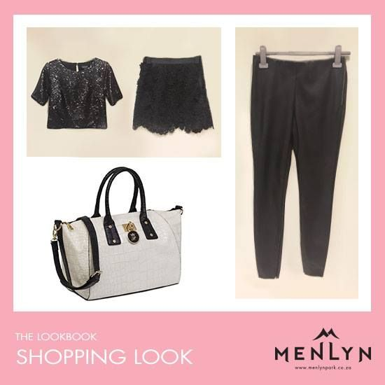 Rock this look on the weekend when you out shopping! #ParisatMenlyn