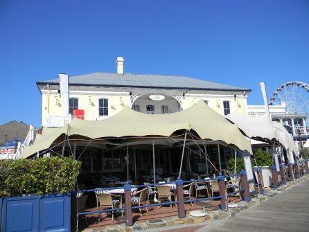 Hildebrand Restaurant (Harbour Café)