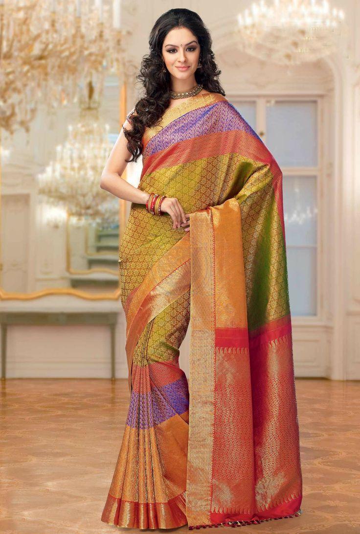 Top 20 Saree Brands to Buy Best Designs - LooksGud.in