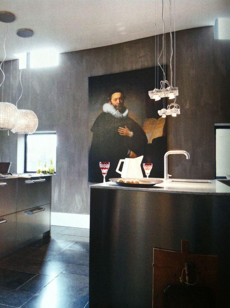 Arjan Lodder kitchen design