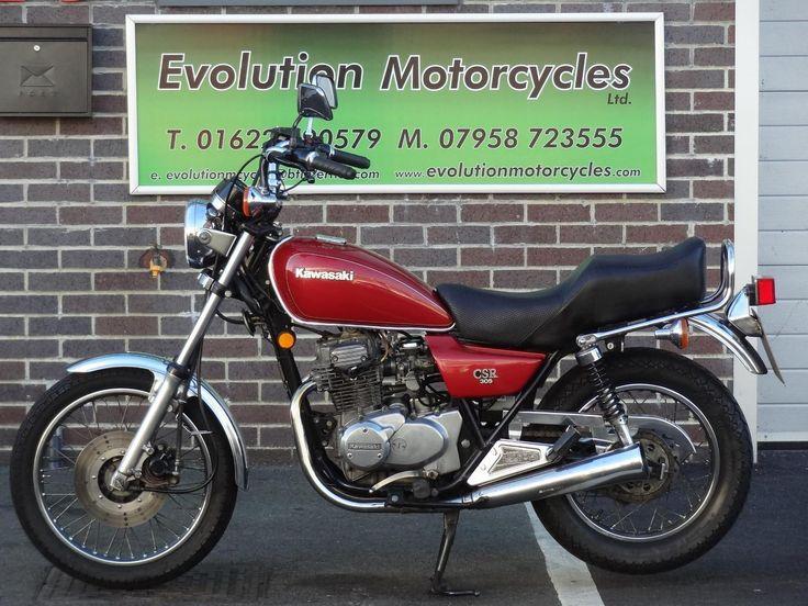 1981 Kawasaki KZ 305 CSR