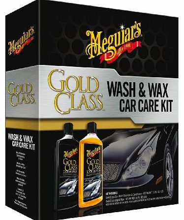 Meguiars Car Care Products Meguiars Gold Class Wash and Wax Kit No description (Barcode EAN = 0070382550202). http://www.comparestoreprices.co.uk/car-accessories/meguiars-car-care-products-meguiars-gold-class-wash-and-wax-kit.asp