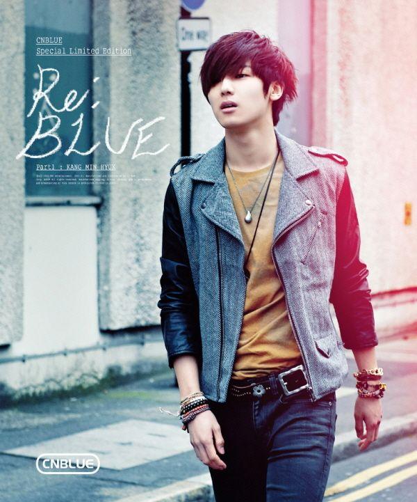 Minhyuk Re:Blue ♡ #CNBLUE