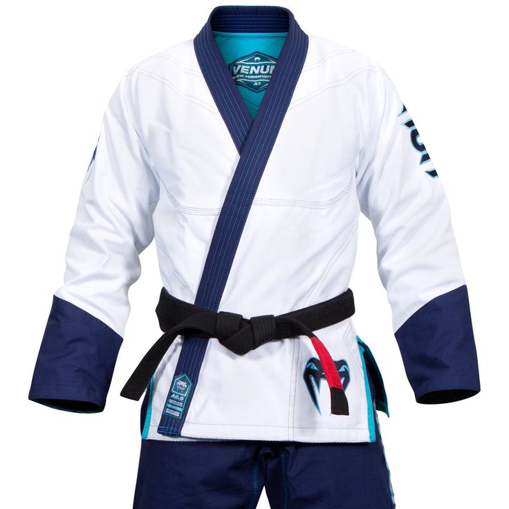 "<h3 class=""block__title"">VENUM KOI ABSOLUTE BJJ GI - LIMITED EDITION</h3> The <strong>Venum Absolute Koi BJJ Gi</strong> is a unique product that will delight all <strong>Jiu-Jitsu</strong> fighters!  Preshrunk and made of premium cotton, this <strong>Venum Gi</strong> is designed to last. Its 450 gsm rip resistant jacket also features an EVA foam collar to help you resist grips and counter the attacks of your opponents.  With ripstop pants that are reinforced inside of the leg and ankl..."