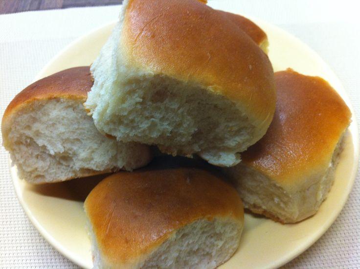 Receta: Panecitos Express,tipo pan de Viena (Deliciosos, económicos y súper rápidos!!!) (s...