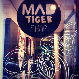 MADtiger Shop Vilvoorde - Home
