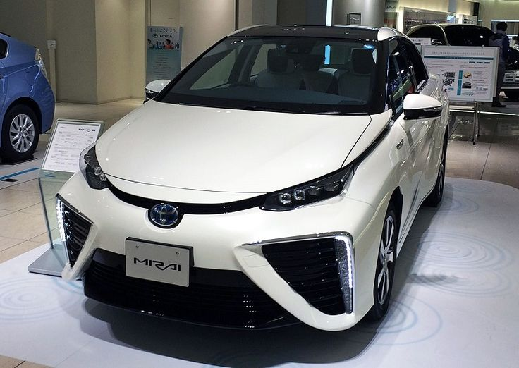 Poo-Powered People Mover - Hydrogen-powered technology requires energy-efficient hydrogen production. Toyota is looking to a dirty source of clean fuel: sewage.