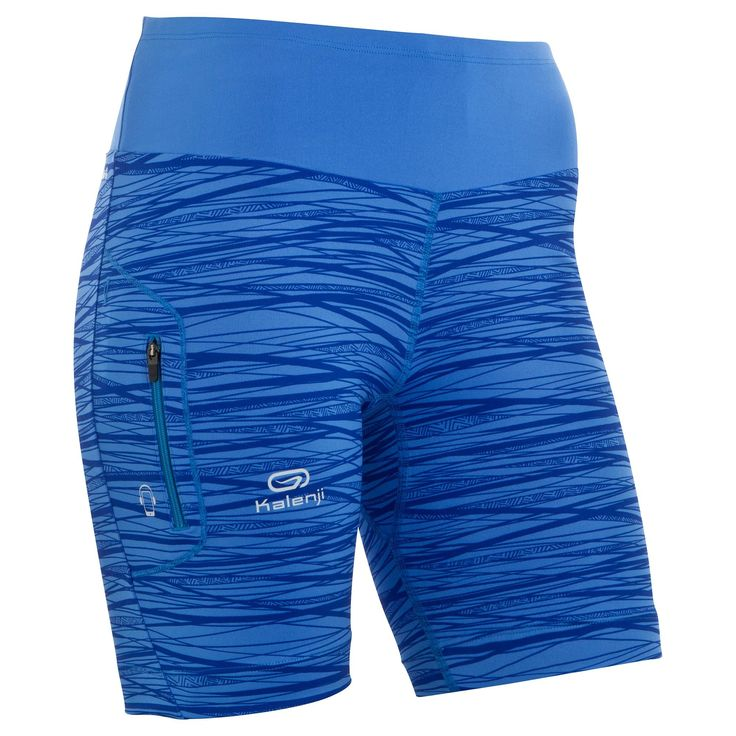 Running short blue Decathlon