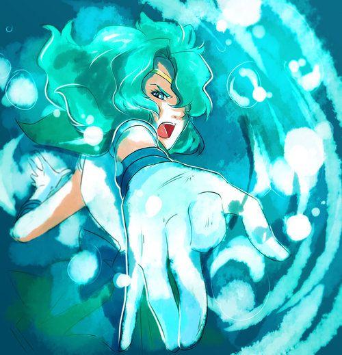 Sailor Moon / Neptune