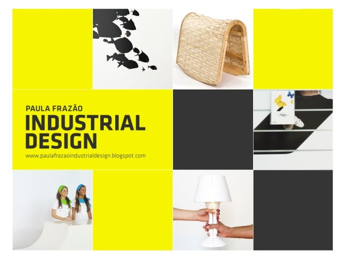 Industrial Design Portfolio by Paula Frazao at Coroflot.com