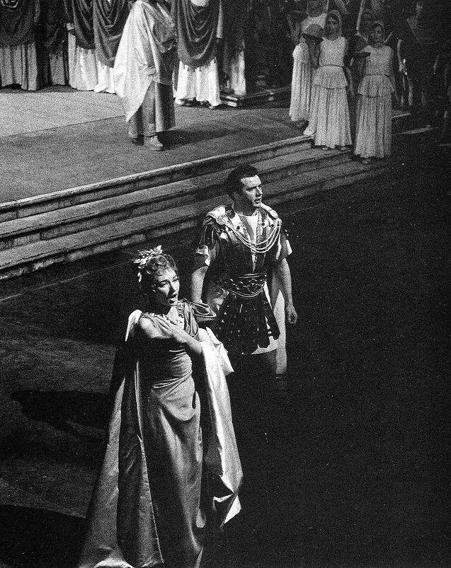 Maria Callas - Il Poliuto (Milan, 1960) | Maria callas ...