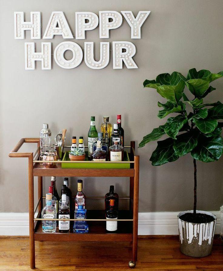 Veja mais em: http://www.casadevalentina.com.br #decor #decoracao #interior #design #casa #home #house #idea #ideia #detalhes #details #style #estilo #casadevalentina #drink #happyhour