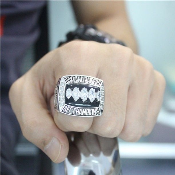 Custom 2002 Oakland Raiders American Football Championship Ring for Sale Click Bio to Buy #raiders #raidersnation #oaklandraiders #goraiders #raidersfan #raiders4life #raidersbaby #raidersallday #raidersfootball #raidersforlife #raidersfans #championshipring #superbowl #NFL #football #nflmemes #footballgame #nfldraft #superbowl50 #superbowl51 #nfl2016 #nflfootball