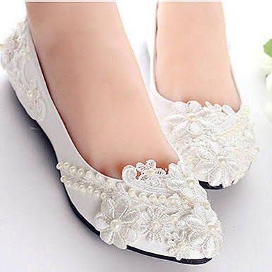wedding shoes flats - Google Search