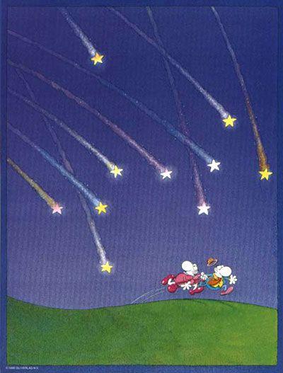 10 agosto - La notte delle stelle cadenti