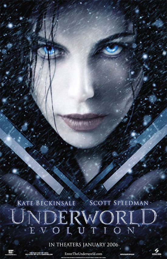 UNDERWORLD EVOLUTION: Kate Beckinsale, Scott Speedman, Bill Nighy - 2006