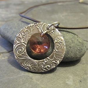 Need to get some more silver clay. In the meantime....copper