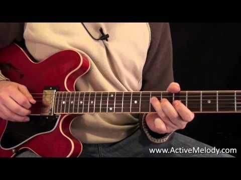 Blues Rhythm and Lead Guitar Lesson (+playlist)