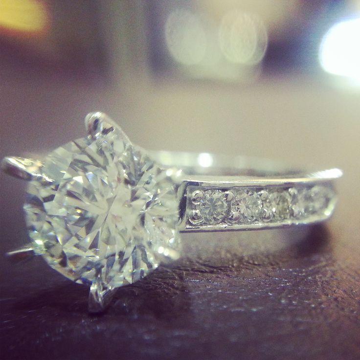 VELUCE Diamond Ring #Engagement #Ring #diamond #반지 #웨딩링 #결혼반지