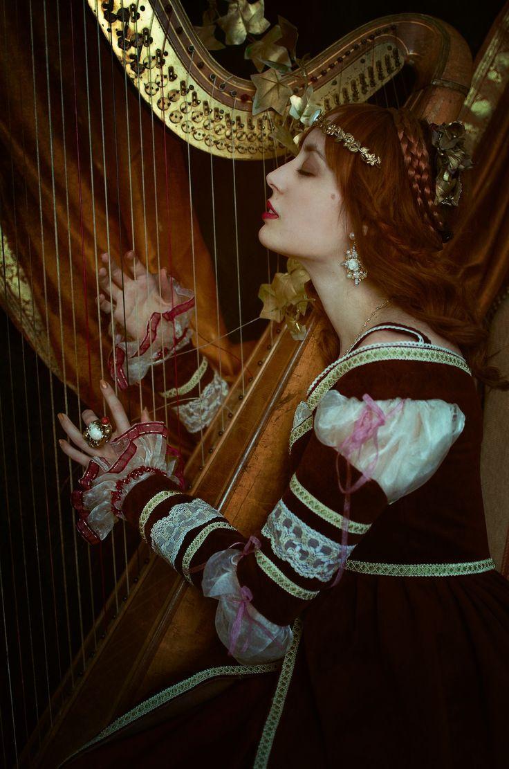 Pictures by Alexandra Banti Ces photos ont été réalisées au printemps dernier, et je n'avais pas...