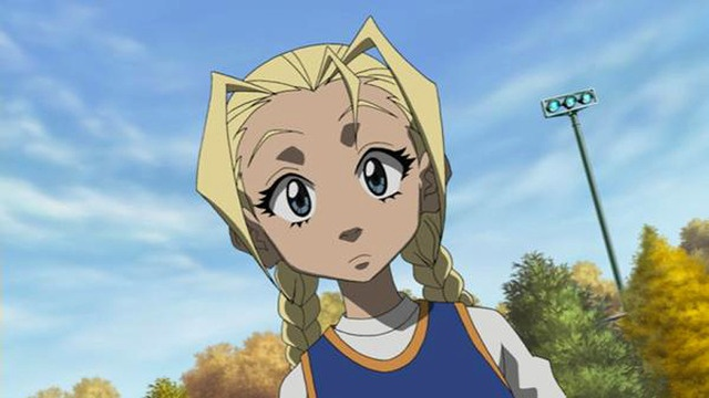 Cindy McPhearson: More gangster than I'll EVER be! [The Boondocks]
