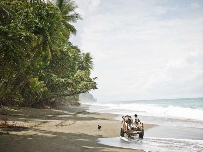 10 идеальных стран для путешествия в одиночку Коста-Рика