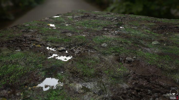 Organic Texture Practice - It Rocks! - Polycount Forum