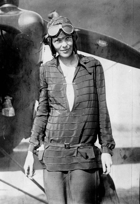 Mystery solved? American teacher claims to have 'the key' to Amelia Earhart…