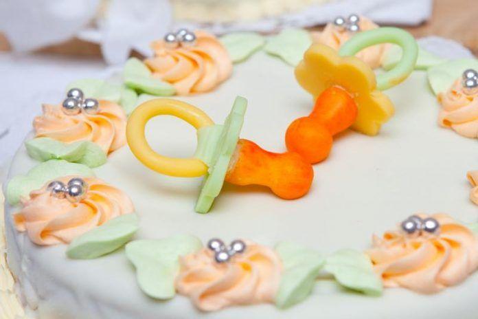 Bebek Doğum Günü Pastaları için Harika Öneriler - gigbi