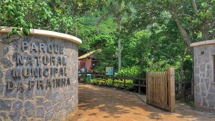 Entrada do Parque Nacional da Prainha e da trilha do Mirante do Caeté, no Rio de Janeiro - Foto: Jeff Slaid
