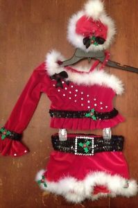 Christmas Pageant Wear Gorgeous Size 5